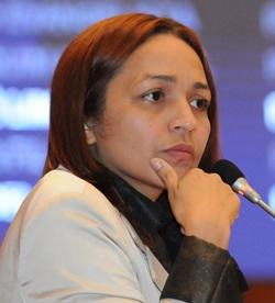 Eliziane Gama.