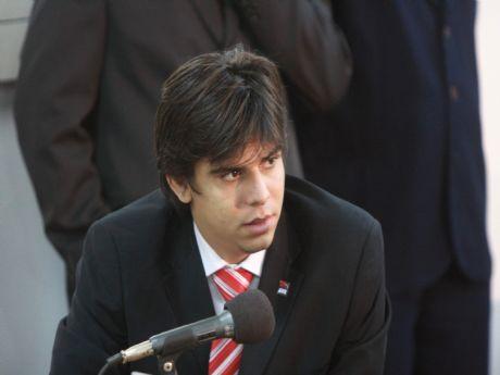 Vereador Severino Sales