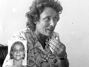 Alzira Barros administrou Santo Antônio dos Lopes na década de 90