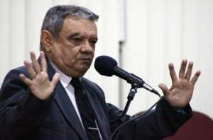 O vereador Isaías Pereirinha (PSL). Foto: Thiago Veloso / OIMP / D.A Press.