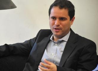 Prefeito eleito Edivaldo Holanda Júnior.