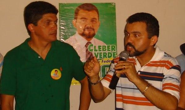 Os deputados Marcos Caldas e Cléber Verde de olhos no setor pesqueiro.