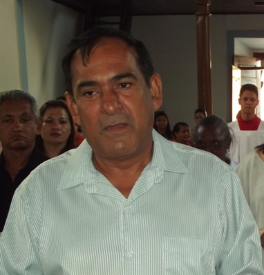 Prefeito de Paço do Lumiar, Josemar Sobreiro.