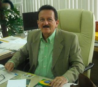 Presidente do TCE-MA, Edmar Serra Cutrim.