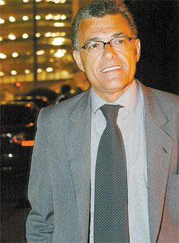 Empresário Fernando Sarney.