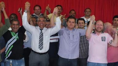 Reunião do PPS que elegeu Simplício Araújo (foto: Blog do Louremar).