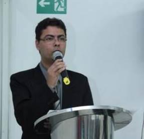 Jornalista assassinado em Minas Gerais, Rodrigo Neto - Arquivo pessoal
