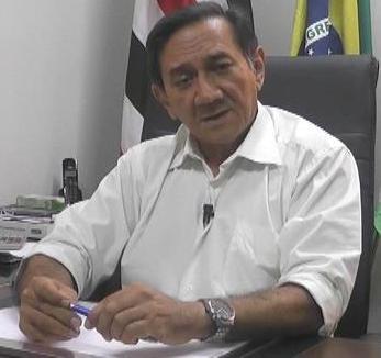 Dr. Antônio Carlos prefeito de Colinas.