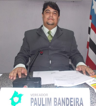 Paulim Bandeira escapou de ser preso.