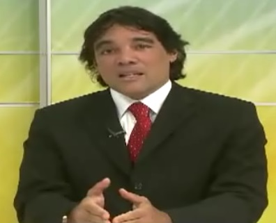Edinho Lobão rasga elogios a Luis Fernando.