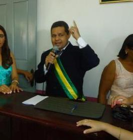 Prefeito Francisco Walter.