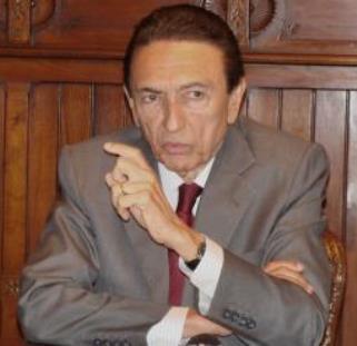 Ministro Edison Lobão.
