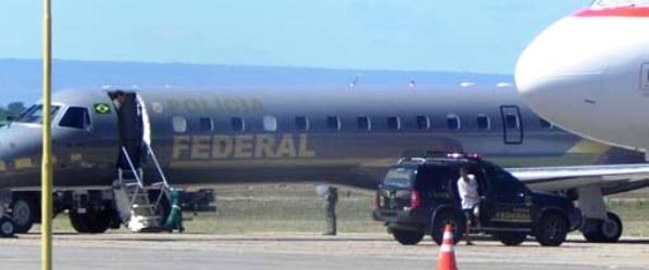 Avião da Polícia Federal (foto ilustração).