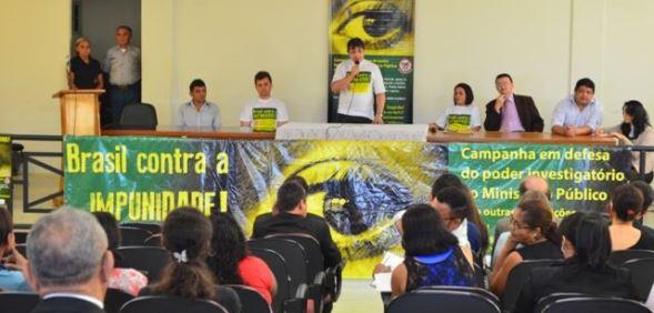 Evento em Timon contou com representantes do estado do Paiuí