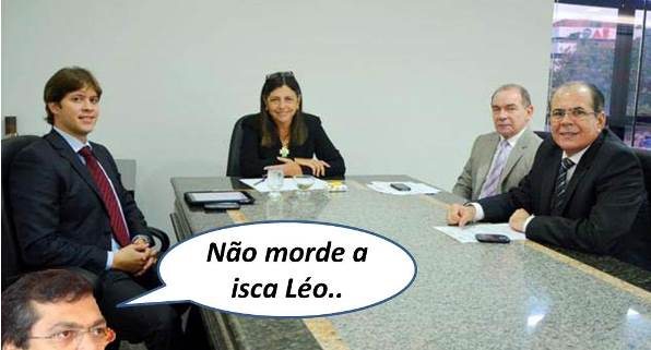 Charge via Blog do Neto Ferreira.
