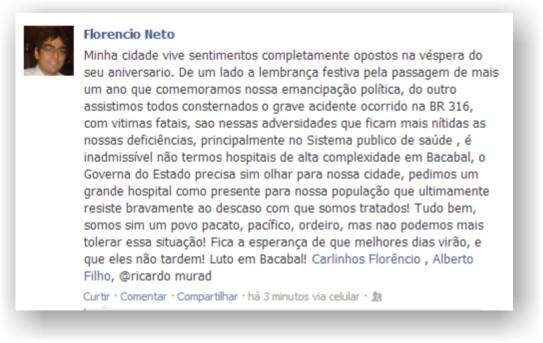 Vereador Florêncio Neto