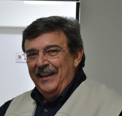 Ex-deputado Haroldo Saboia
