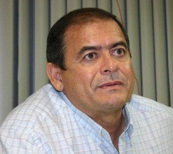 Ex-prefeito de Caxias Humberto Coutinho.