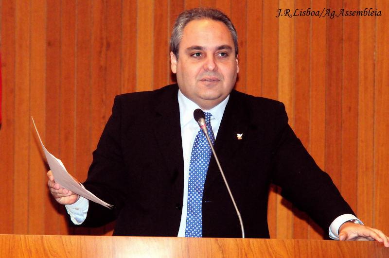 Deputado Marcelo Tavares