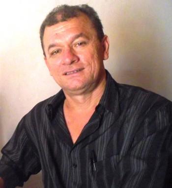 Vereador Aldo Andrade.