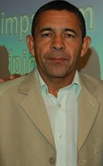 Adalberto Nascimento, prefeito de Belágua
