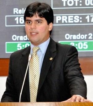 Deputado André Fufuca