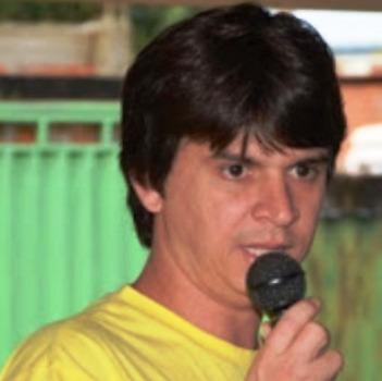 Elano, prefeito de Nova Colinas,