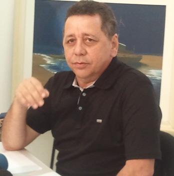 Sergio Macêdo, secretário de Comunicação.