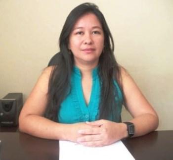 Prefeita de Amarane, Adriana Luriko Kamada Ribeiro.