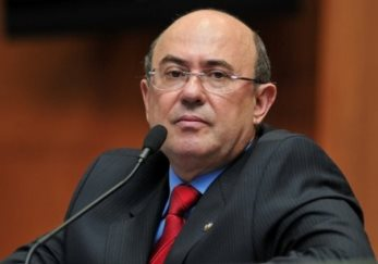 O presidente da Assembleia Legislativa de Mato Grosso, José Geraldo Riva (PSD).