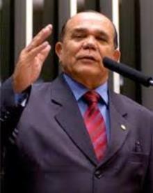 Deputado Chiquinho Escórcio.