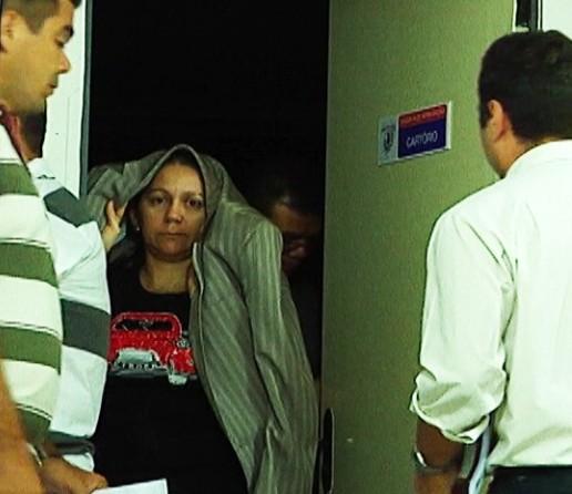 A mulher já respondeu a processos em 2001 e 2005 pelo mesmo crime (Foto: Reprodução/TV Mirante)
