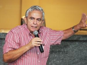 Secretário do governo Roseana, Pedro Fernandes.
