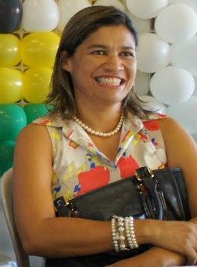 Curado é apontada como uma das grandes lideranças da região tocantina.