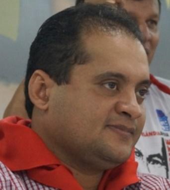 Weverton Rocha, deputado federal.