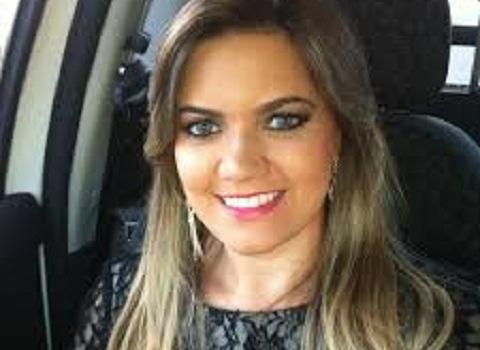 Ex-secretária de Rosário, Denise Cavalcanti