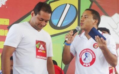 Weverton e Raimundo: afinidades desde a demolisão do Costa Rodrigues.