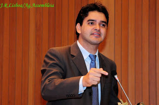 Deputado Rubens Júnior .