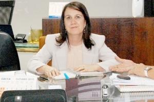 Secretária de Cultura.