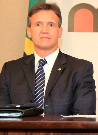 Secretário de Segurança Pública.