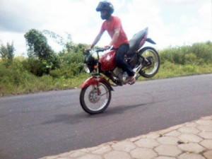 Renilson Moreira, uma das vítimas
