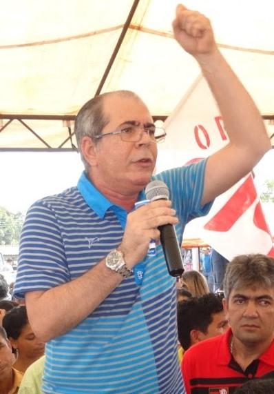 Hildo Rocha: o medo de virar ficha suja.