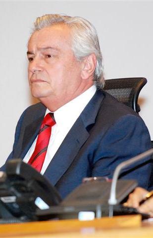 Arnaldo Melo: conspirações marcam trajetória na presidência da AL.