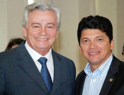Arnaldo Melo e Caldas bombam em diárias.