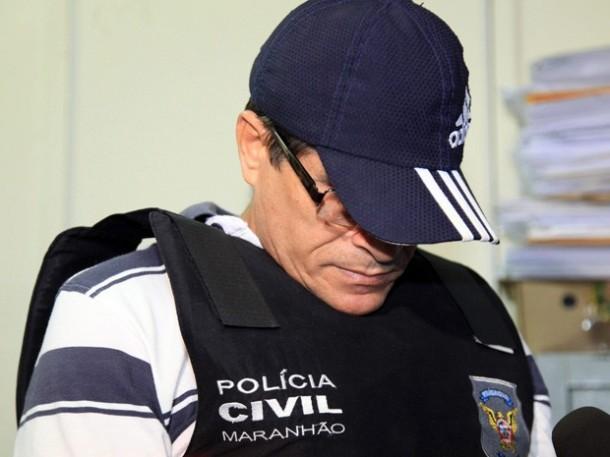 Elias e o ex-vereador de Paço do Lumiar Edson Arouche Júnior, o Júnior do Mojó, teriam 'encomendado' a morte de Marggeon. Foto: Diego Chaves / O Estado
