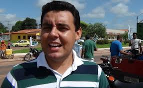 Marcel Everton Dantas Silva, prefeito de Governador Nunes Freire