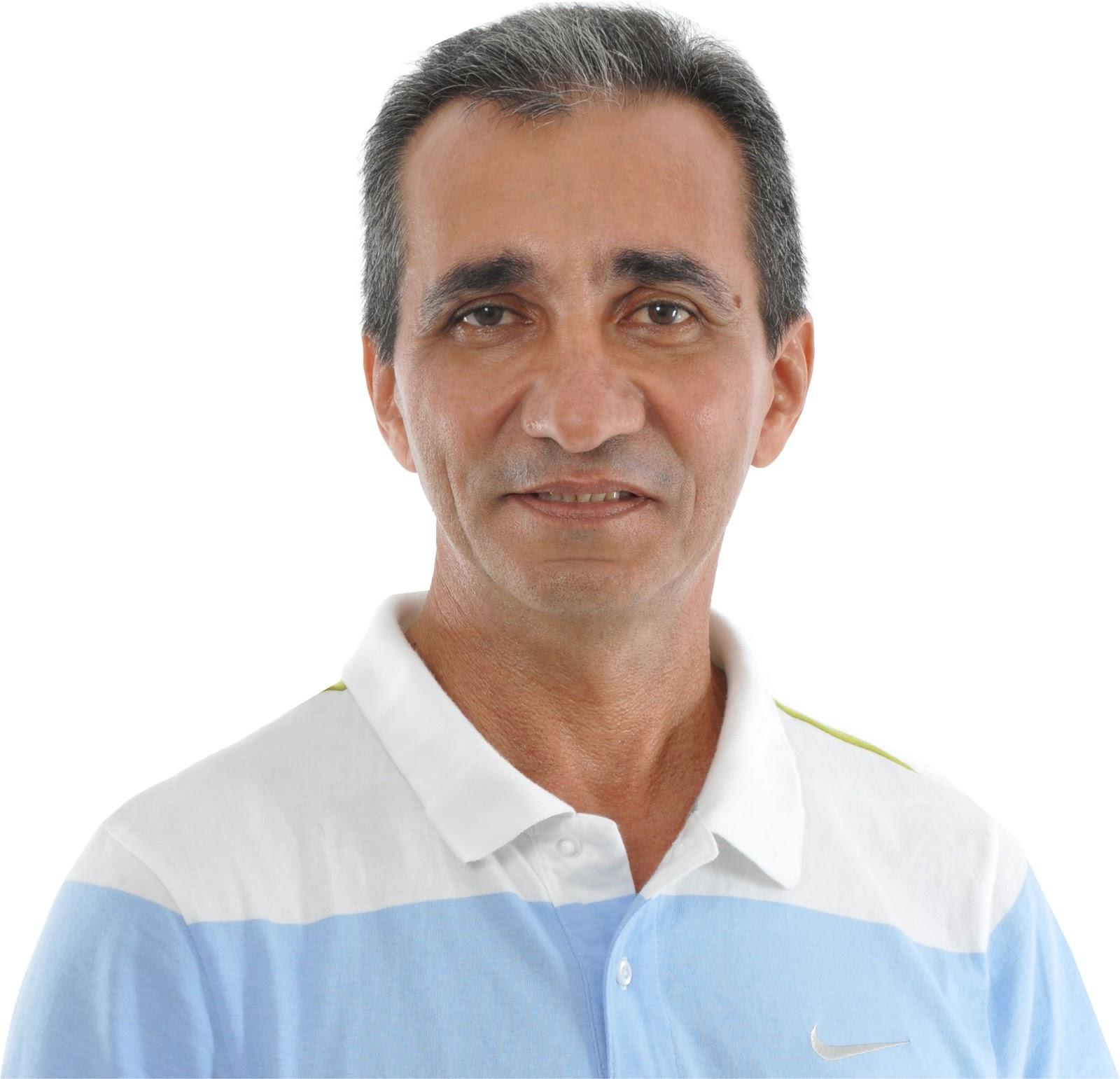 O corajoso prefeito de Igarapé do Meio.