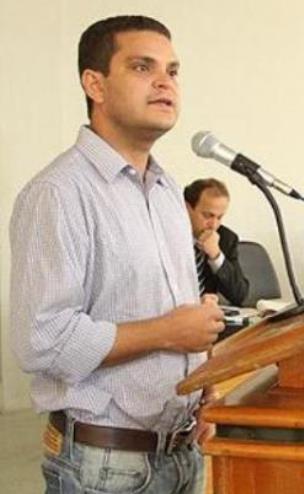 Saney Sampaio, secretário de Luciano Leitoa.