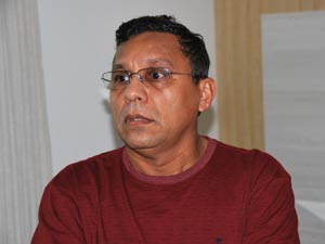 Adenir Santana, ex-prefeito de Urbano Santos.