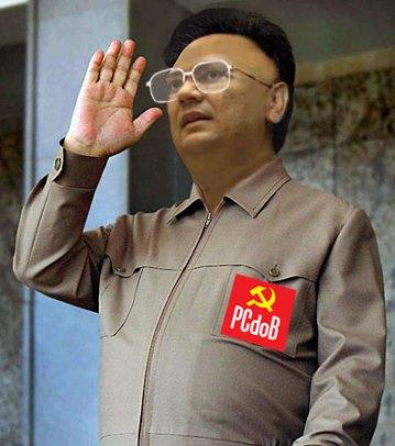 O comunista Flávio Dino.